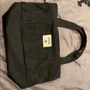 PINK VS overnight bag